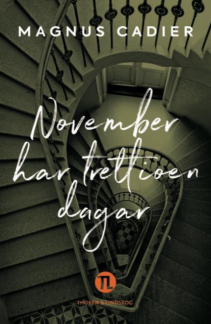 Omslag November har trettioen dagar